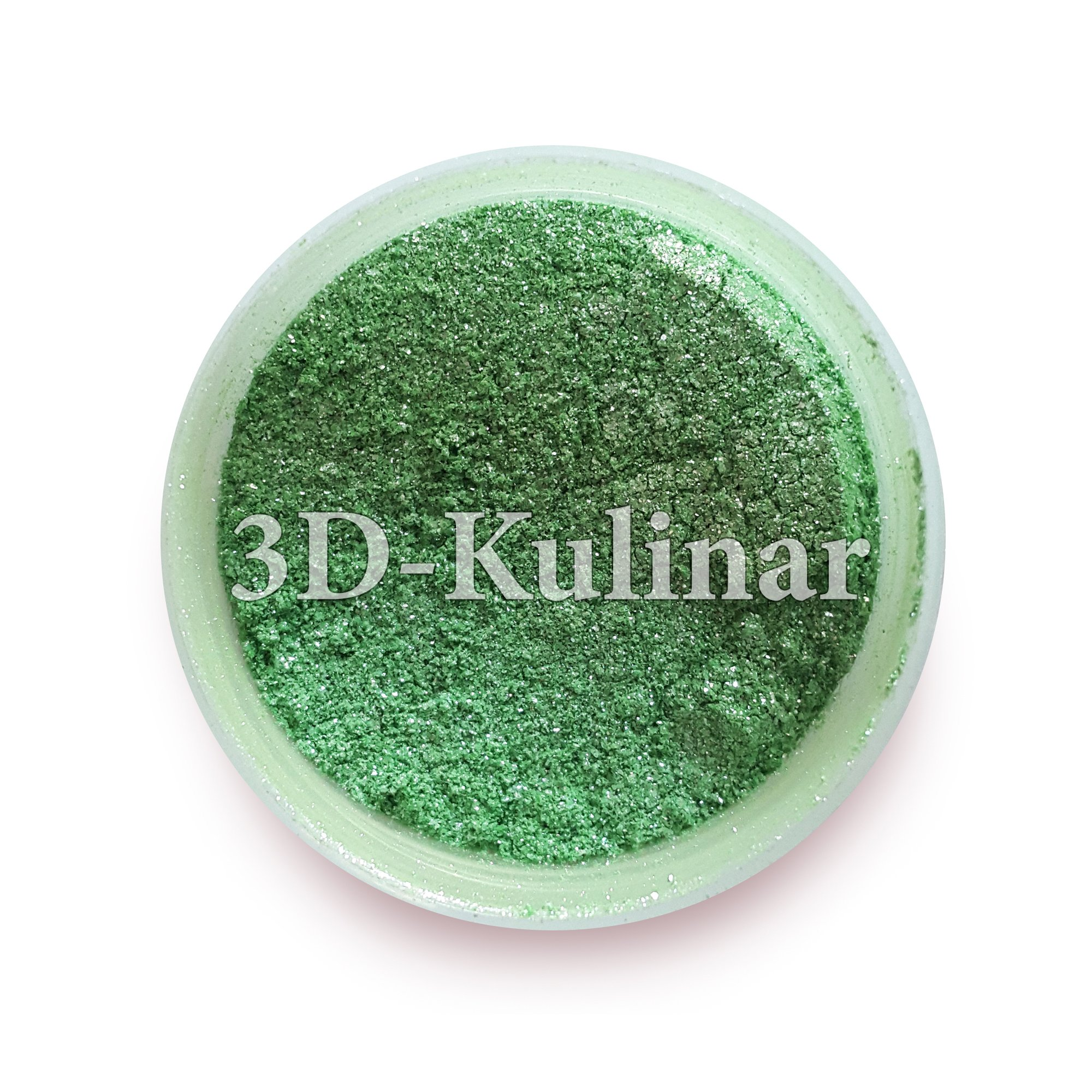 Green food coloring powder 5 gr
