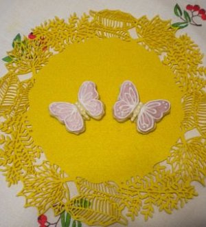 "Cookie cutter ""Butterfly"""