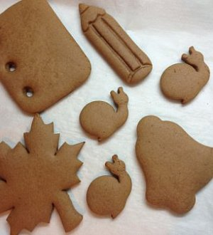 "Cookie cutter ""Notepad"""