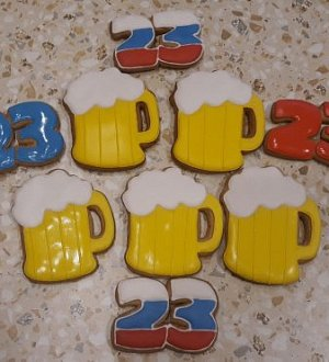 "Cookie cutter ""Beer mug"""