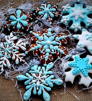 "Cookie cutter ""Snowflake №11"""