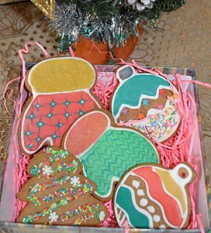 "Cookie cutter ""Christmas toy №4"""