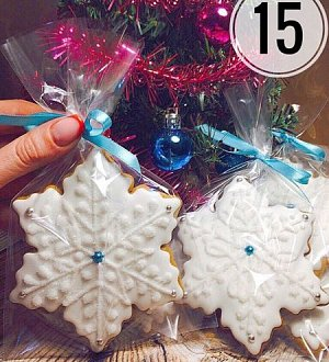 "Cookie cutter ""Snowflake №10"""