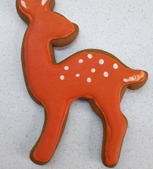 "Cookie cutter ""Fawn"""