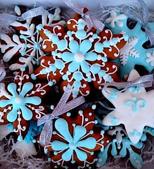 "Cookie cutter ""Snowflake №16"""