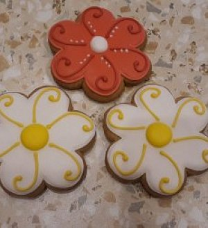 "Cookie cutter ""Flower daisy"""
