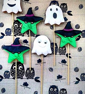 "Сookie cutter ""Halloween. Ghost №4"""