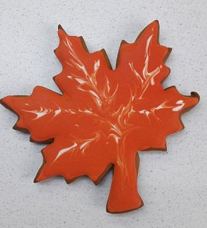 "Cookie cutter ""Maple leaf"""