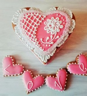 "Cookie cutter ""Heart"""